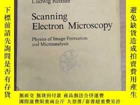 二手書博民逛書店Scanning罕見Electron Microscopy(P031)Y173412 Ludwig Reime