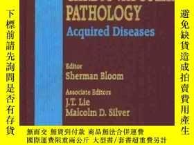 二手書博民逛書店Diagnostic罕見Criteria for Cardiovascular Pathology: Acquir
