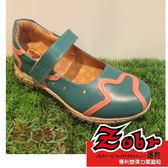 ZOBR路豹     真皮專利氣墊鞋-娃娃鞋 T533系列