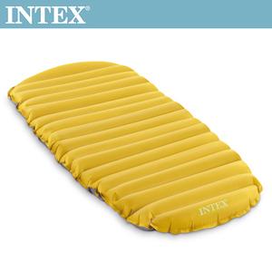 【INTEX】單人輕量充氣床墊(露營睡墊)-寬76cm(68708)