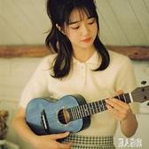 ins風!柏聆單板尤克里里女生款初學者男小吉他兒童烏克麗麗ukule『麗人雅苑』