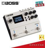 【金聲樂器】BOSS DD-500 Digital Delay 數位 延遲 效果器 分期零利率