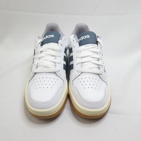 ADIDAS ENTRAP 男款 休閒鞋 公司貨 FW3463 白【iSport愛運動】
