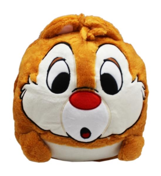 【卡漫城】 蒂蒂 暖手枕 庫1 ㊣版 Chip n Dale 絨毛娃娃 抱枕 玩偶 松鼠 花栗鼠 奇奇蒂蒂 迪士尼