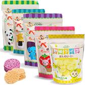 日本 寶寶食堂 蔬果仙貝 19g 非油炸 蔬果仙貝餅 牙餅 嬰兒餅乾 1740 副食品