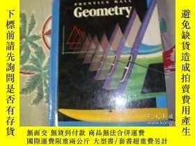 二手書博民逛書店Prentice罕見Hall Geometry (using The Graphics Calculator)
