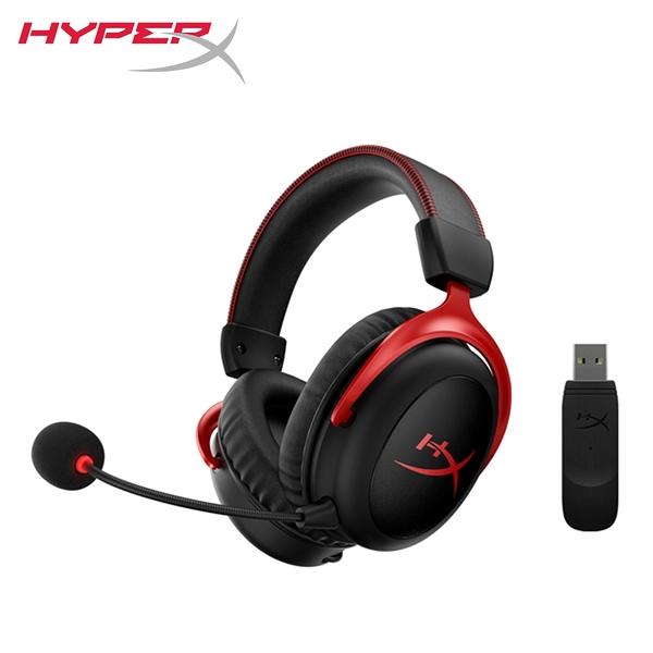 【HyperX】Cloud II 無線電競耳機