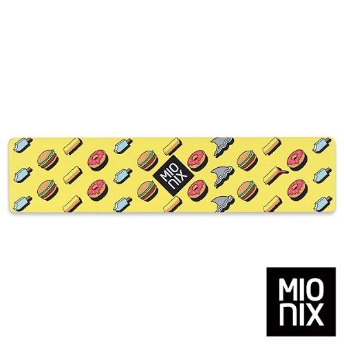 【MIONIX】 Long Pad French Fries 多功能腕墊滑鼠長墊(薯條黃) 台灣總代理緯思創公司貨