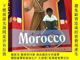 二手書博民逛書店A罕見Migrant from Morocco: A Novel in Four Books (小16開) 【詳見