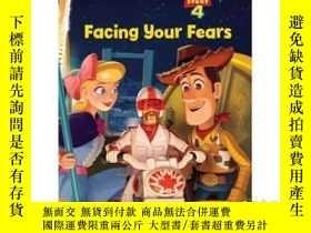 二手書博民逛書店Facing罕見Your Fears: A Toy Story