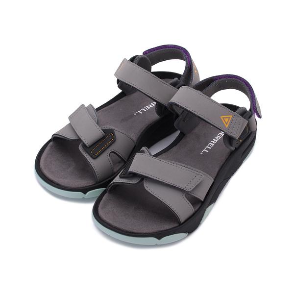 MERRELL 都會休閒 BELIZE CONVERT 涼鞋 鐵灰 ML000808 女鞋