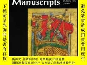 二手書博民逛書店Western罕見European Illuminated Manuscripts(great Painters)
