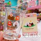正版 卡娜赫拉的小動物 卡娜 兔兔 P助 玻璃杯 杯子 水杯 乾拜玻璃杯 小飯糰款 COCOS SS280