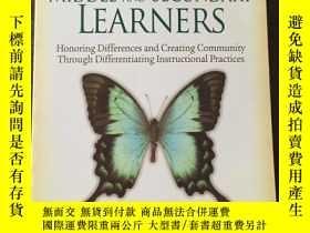 二手書博民逛書店Inspiring罕見Middle and Secondary Learners 英文版 品好 書品如圖 避免爭議