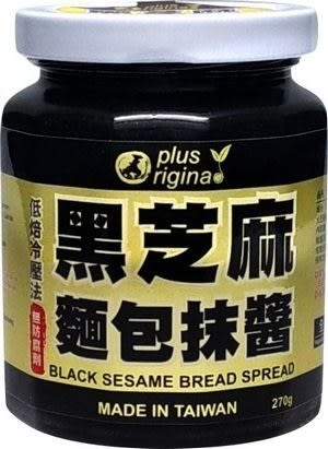 6罐特惠 味榮 展康 黑芝麻麵包抺醬 270g/罐