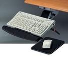 多功能鋼製鍵盤架系列-KF-33BM 鋼珠式+滑鼠板