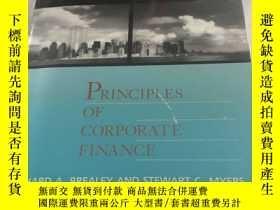 二手書博民逛書店principles罕見of corporate finance 館藏 無筆跡Y180265 Richard