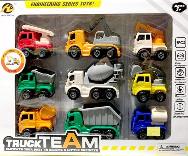 TRUCK TEAM 城市工程車組 TOYeGO 玩具e哥