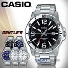 CASIO 卡西歐 手錶專賣店   MTP-VD01D-1B 指針男錶 不鏽鋼錶帶 黑色錶面 日期顯示  MTP-VD01D