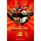 POPCORN READERS : KUNG FU PANDA 2   L3 /書+CD