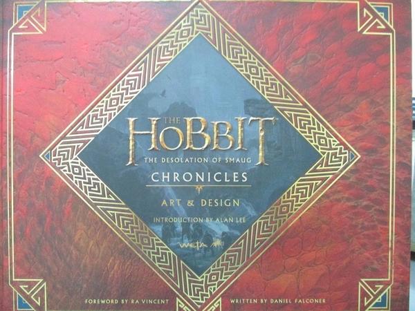 【書寶二手書T9/影視_WFC】The Hobbit: The Desolation of Smaug: Chronic