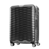 (快閃優惠) Samsonite新秀麗 POLYGON DX4 顛覆傳統硬箱8:2比例日本Hinomoto煞車飛機輪25吋行李箱