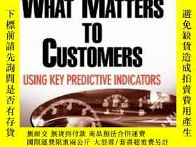 二手書博民逛書店Measure罕見What Matters To CustomersY256260 Ronald J. Bak