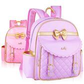 多木木多 小學生書包女生1-3-4-5年級兒童書包6-12周歲女孩一年級『櫻花小屋』