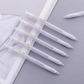 【BlueCat】磨砂 半透明六角自動鉛筆(0.5mm)