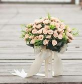 韓式新娘手捧花婚禮