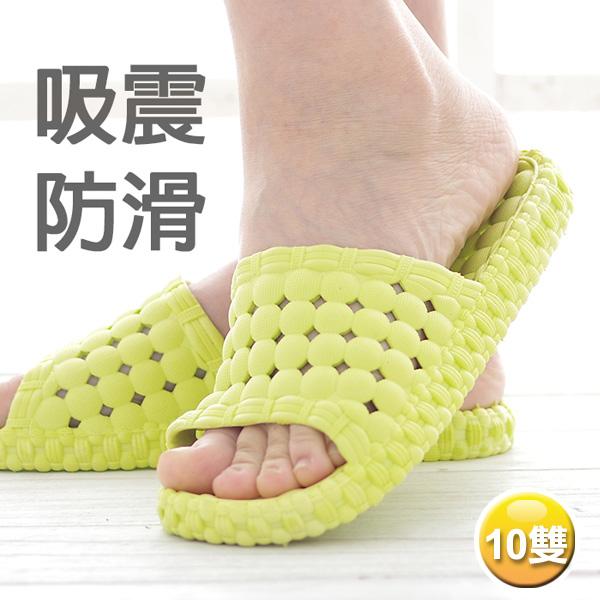 韓版 防滑拖鞋  室內拖鞋 浴室拖鞋 (團購10雙)一雙只要56元,熱銷款!【男/女款】-賣點購物