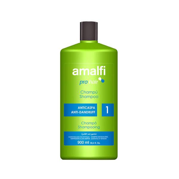 【CLIVEN香草森林】Amalfi菁華專業級洗髮精-沁涼薄荷&尤加利 900ml