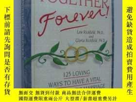 二手書博民逛書店Together罕見Forever! - 125 loving