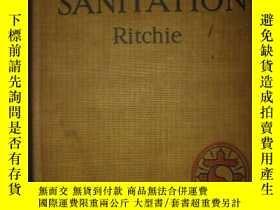 二手書博民逛書店PRIMER罕見OF SANITATION RITCHIE355