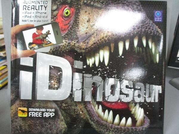 【書寶二手書T4/動植物_DLG】iDinosaur: An Augmented Reality Book_Carlton Kids