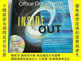 二手書博民逛書店office罕見documents 2007 edition :