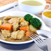 👍👍👍特價品【日燦】平凡的一道美味料理~元氣咖哩雞★280g/包