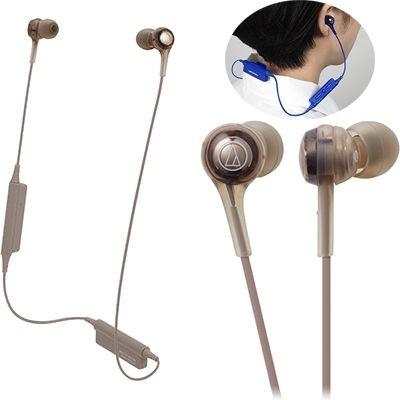 日本【鐵三角 audio-technica】高音質耳塞式耳機 ATH-CK200BT