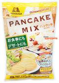 日本森永-鬆餅粉600g(4袋入)