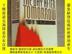 二手書博民逛書店The罕見Day After Tomorrow [ 英文原版 厚