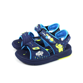 GP(Gold.Pigon) 涼鞋 防水 深藍 小象 中童 童鞋 G0707B-20 no063 15.5~18.5cm