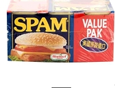 [COSCO代購] WC112950 Spam 好味餐肉罐頭 340公克 x 6入
