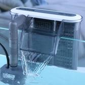 小型魚缸增氧過濾泵水族箱