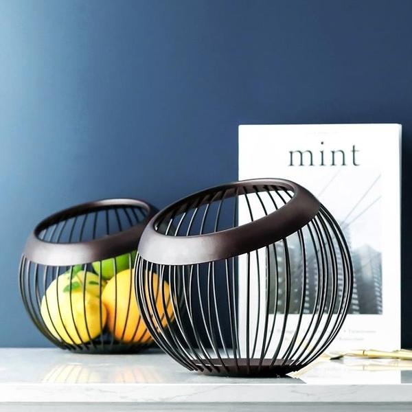 水果盤 北歐水果盤 瀝水籃果籃創意簡約現代客廳果盤零食盤家用茶幾果盆