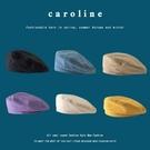 秋冬流行時尚個性網紅品味、氣質、時尚韓版貝蕾帽 72530 -維多利亞