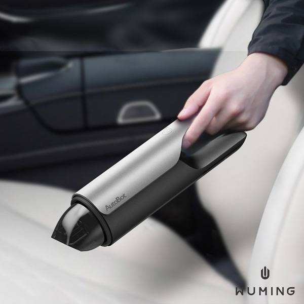 附雙吸頭! 第二代 AutoBot 車用 無線 吸塵器 超強 吸力 家用 手持 USB 充電 『無名』 Q07136