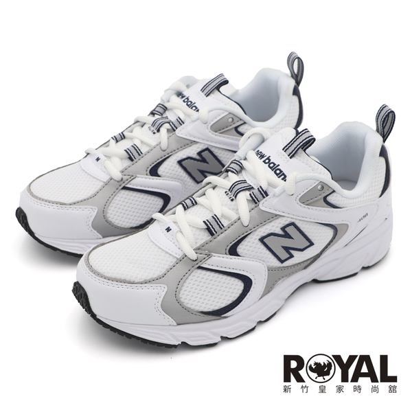 New Balance 408 白銀 D楦 透氣 復古 運動鞋 男女款 NO.B2194【新竹皇家 ML408A】