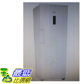 [COSCO代購] W117839 海爾直立式無霜冷凍櫃 226公升 HUF260