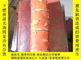 二手書博民逛書店1917年L AME罕見DU SOLDAT《士兵的刀片》法文原版毛邊本精裝皮脊精裝Y354 喬治 PARIS