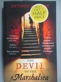 【書寶二手書T1/原文小說_OBK】The Devil in the Marshalsea_Thomas Hawkins